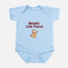 Memaws Little Peanut Body Suit