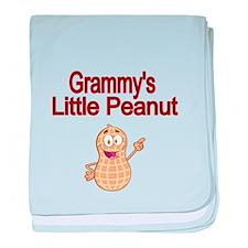 Grammys Little Peanut baby blanket