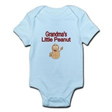 Grandmas Little Peanut Body Suit