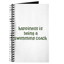 Happiness is being a SWIMMING Journal