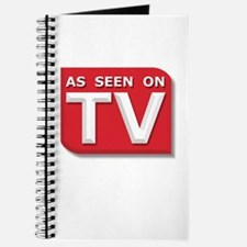 Funny As Seen on TV Logo Journal