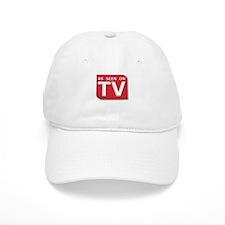 Funny As Seen on TV Logo Baseball Cap