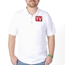 Funny As Seen on TV Logo T-Shirt