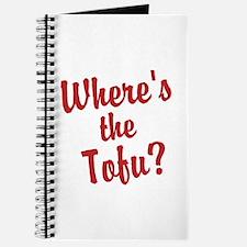 Wheres the Tofu? Journal