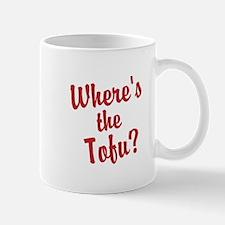 Wheres the Tofu? Mug