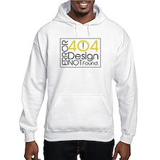 Error 404: Design Not Found Hoodie