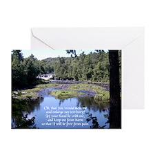 Jabez Prayer Greeting Cards (Pk of 10)