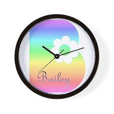Bailey Wall Clock
