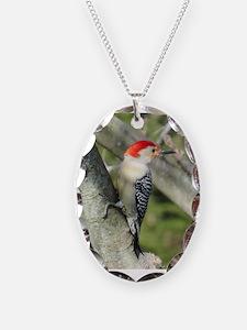 Red-bellied Woodpecker Necklace