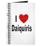 I Love Daiquiris Journal