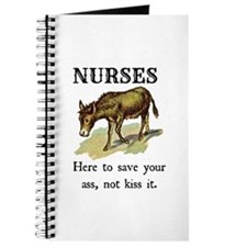 Nurses Save the Day Journal