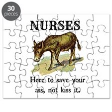 Nurses Save the Day Puzzle