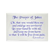 Jabez Prayer Rectangle Magnet