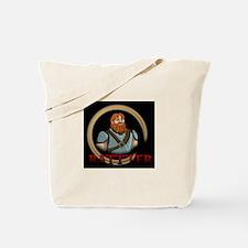 Rattler Black Tote Bag