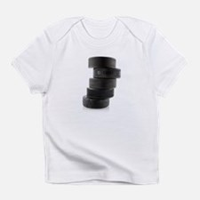 Official Ice Hockey Pucks Infant T-Shirt