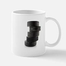 Official Ice Hockey Pucks Mug