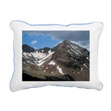 Hesperes Long Canvas Pillow