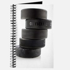 Official Ice Hockey Pucks Journal
