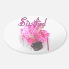 Sissified Decal