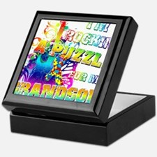 Im Rockin A Puzzle for my Grandson Keepsake Box