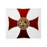 Knights templar Blankets
