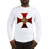 Templar Long Sleeve T-shirts