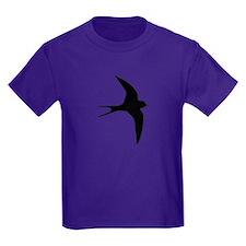 Swallow bird T