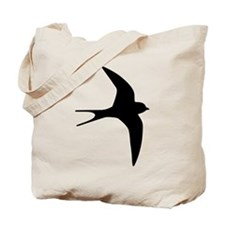 Swallow bird Tote Bag