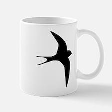 Swallow bird Mug