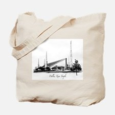 Dallas, Texas Temple Tote Bag