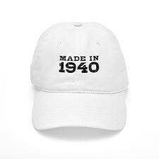 Made In 1940 Cap