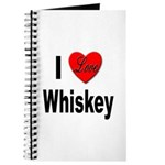 I Love Whiskey Journal