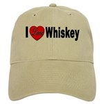 I Love Whiskey Cap