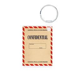 Confidential Keychains