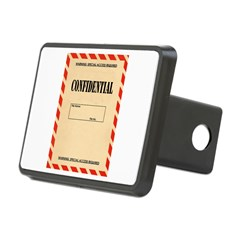 Confidential Hitch Cover