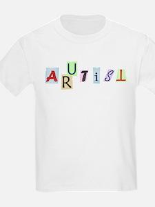 Autist/Artist T-Shirt