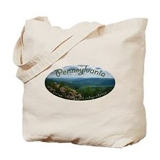 Pennsylvania virtue liberty independence Tote Bag