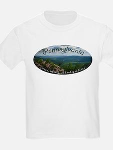Pennsylvania virtue liberty independence T-Shirt