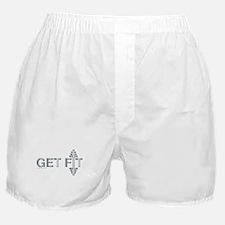 GET FIT -- Fit Metal Designs Boxer Shorts