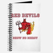 Red Devils Show No Mercy Journal