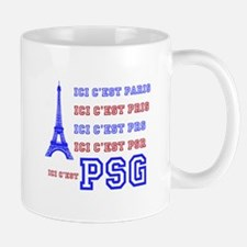 Ici cest PSG Mug