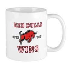 Red Bulls Give You Wins Mug