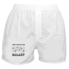 Best Team In The Galaxy Boxer Shorts