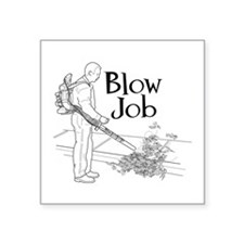 Blow Job Sticker