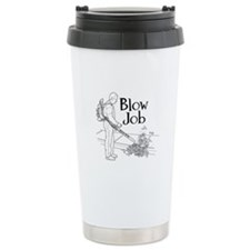 Blow Job Travel Mug