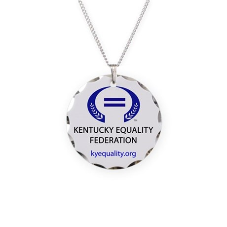 Kentucky Equality Federation Necklace