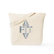 FIT -- Fit Metal Designs Tote Bag