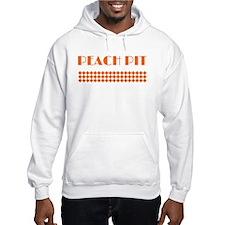 90210 Peach Pit Jumper Hoody