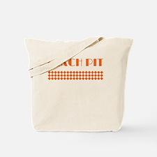 90210 Peach Pit Tote Bag