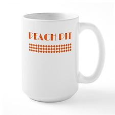 90210 Peach Pit Mug